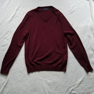 Nautica Maroon Sweater